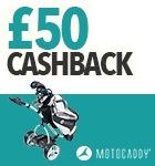 Motocaddy £50 cashback