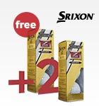 Srixon satisfaction guaranteed - Z Star