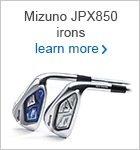 Mizuno JPX 850 irons