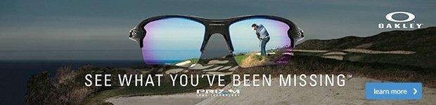 Oakley Prizm Golf Eyewear