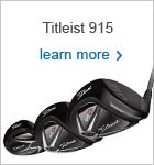 Titleist 915 metal woods